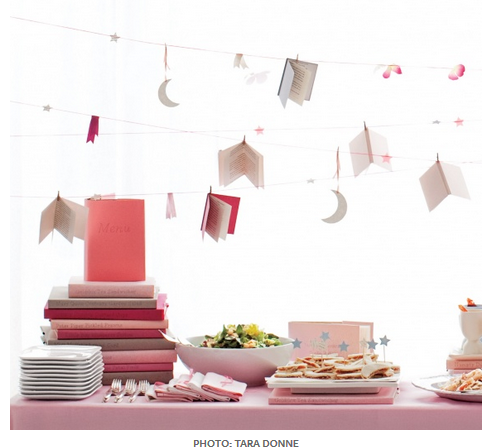 book theme decor - Copy